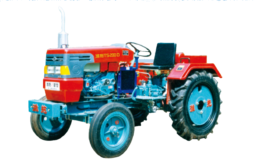 Weituo TSD series basic type tractor
