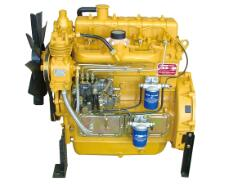 Diesel engine for engineering machinery