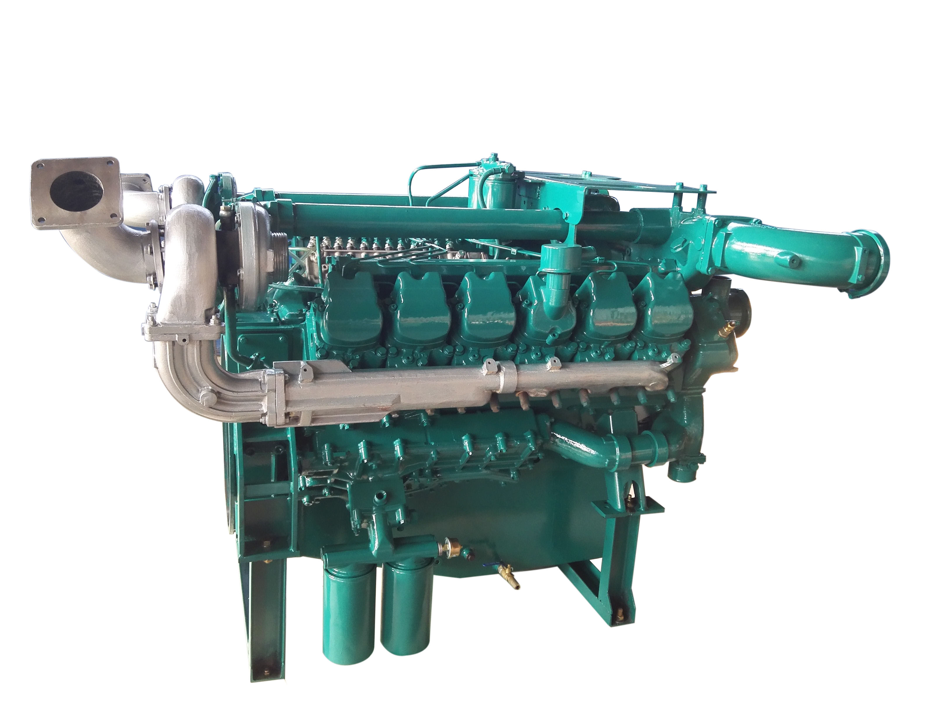Diesel engine for generator